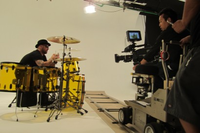Music Video shot at Loyal Studios