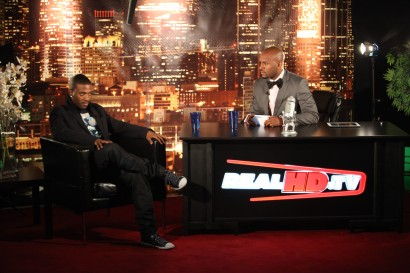 Real HD Interview with Ray J
