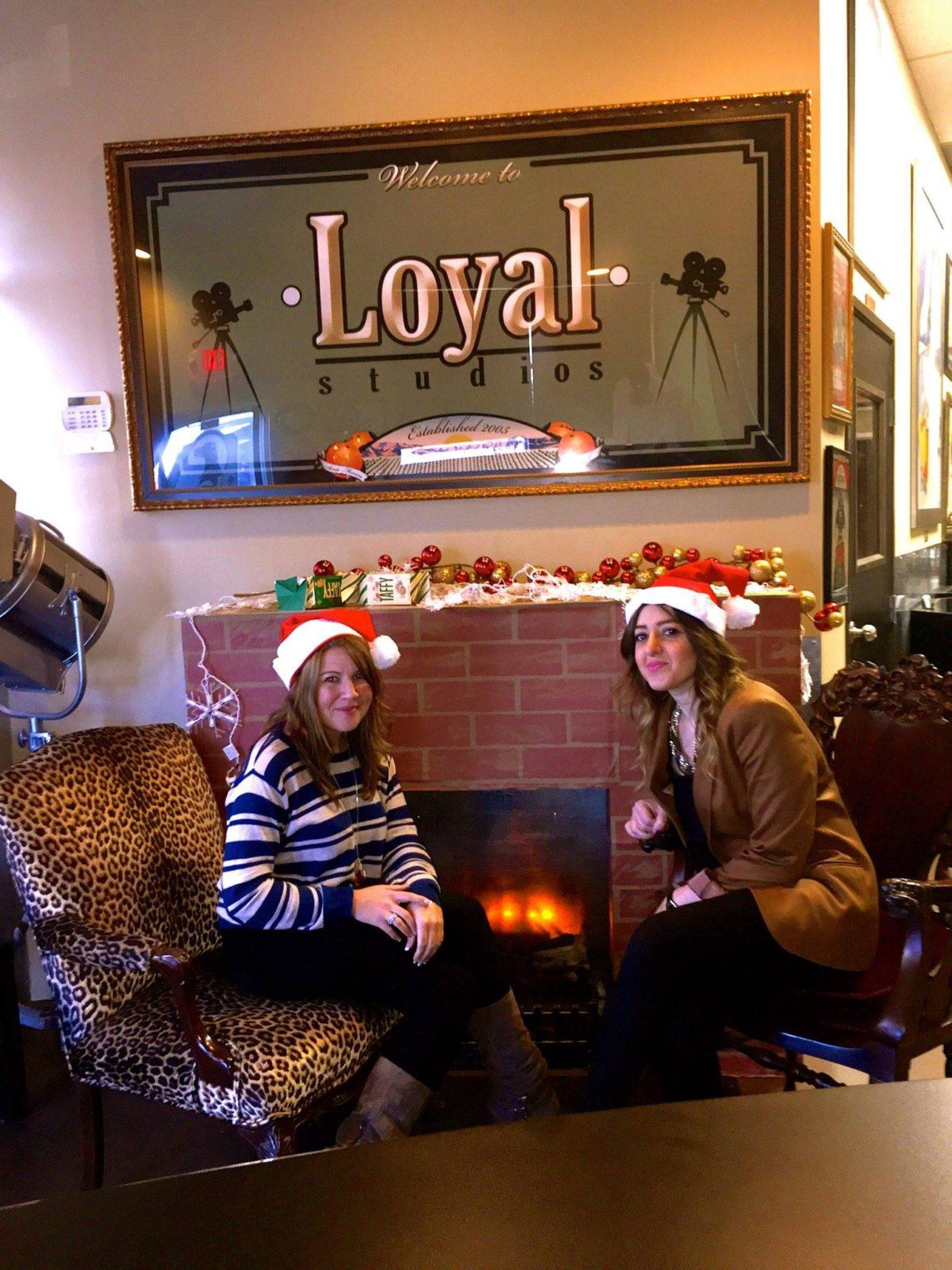 Loyal Studios happy holidays