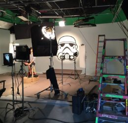 star wars loyal studios white wall