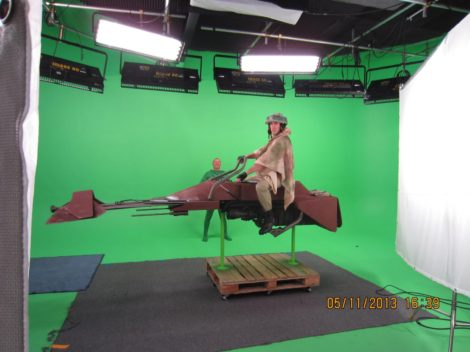 star wars loyal studios green screen chroma key