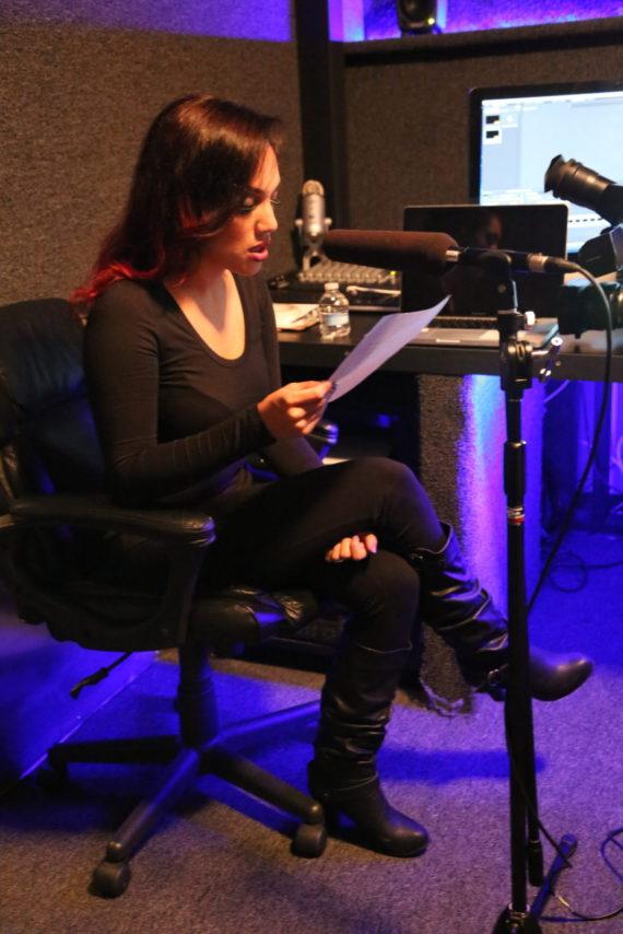 voice recording loyal studios