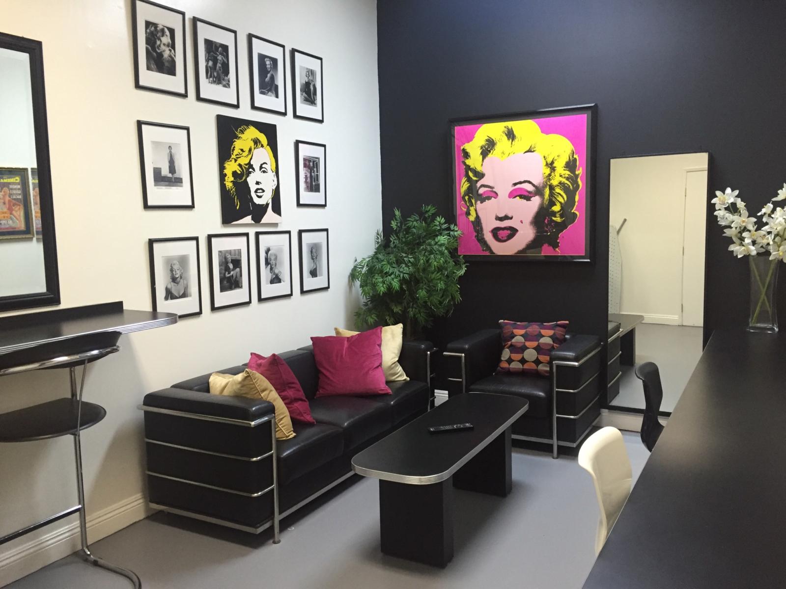 vip dressing room loyal studios
