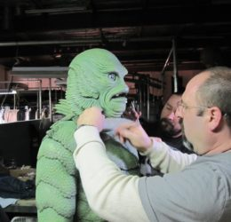 howard berger loyal studios monster makeup