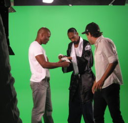 snoop dogg bernard hopkins executioner loyal studios green screen