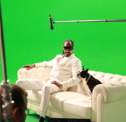 snoop dogg green screen loyal studios vodaphone