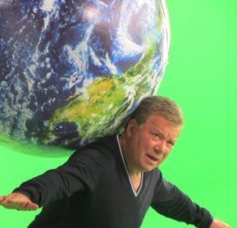 william shatner green screen loyal studios