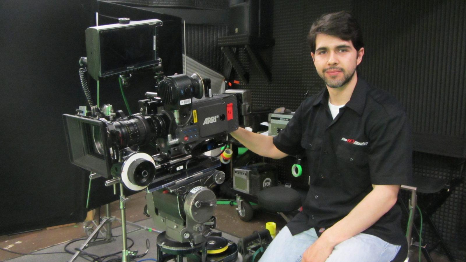 camera loyal studios production crew