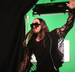 steve aoki music video loyal studios