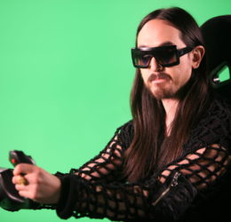 steve aoki green screen loyal studios