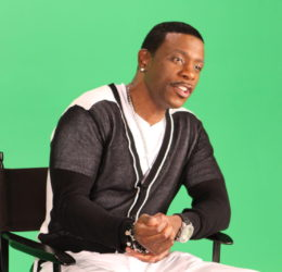 keith sweat loyal studios green screen