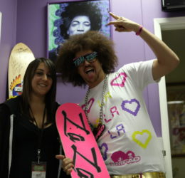 redfoo lmfao loyal studios