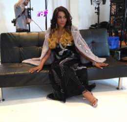 Vivica A. Fox loyal studios